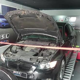BMW 320D 177bhp