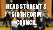 Head Student & Sixth Form Council