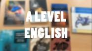 A Level English