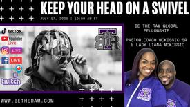 Sunday Fellowship: Keep your head on a swivel