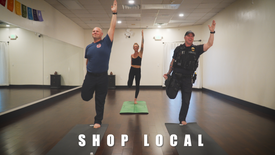 Arlington WA Fire Dept & APD: Shop Local