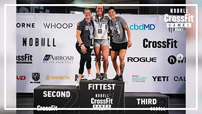 CrossFit Games Highlights: Day 3