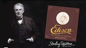 Thomas Edison and the Rise of Innovation, (2013)  book trailer
