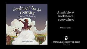 Goodnight Songs Treasury_ A Collection of Bedtime Poems, by Margaret Wise Brown