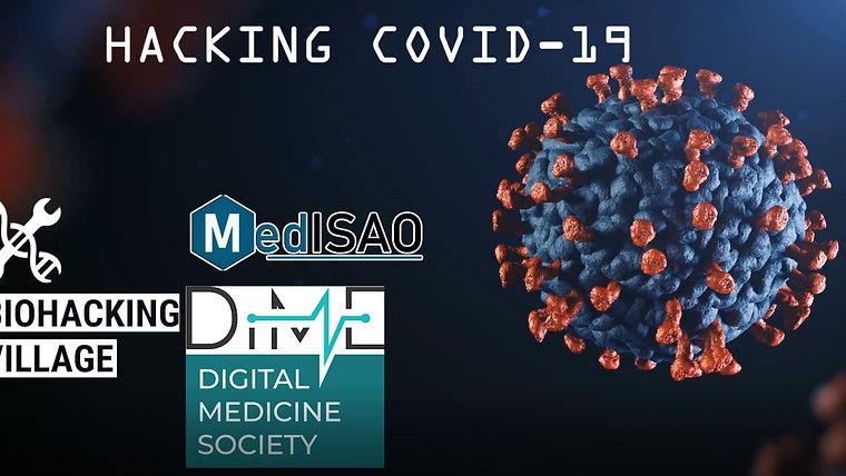 Hacking COVID-19