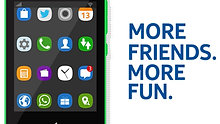 Nokia Asha apps - more friends, more fun