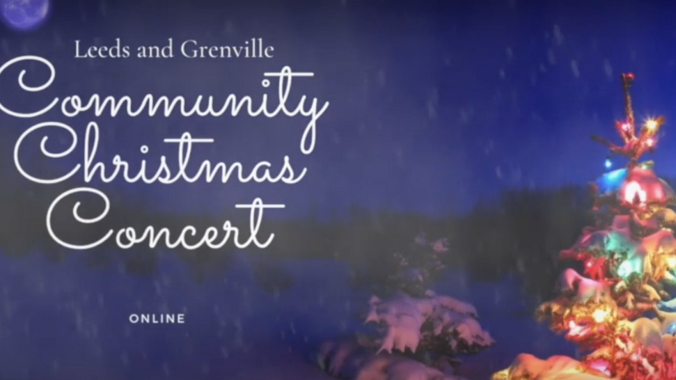 Christmas Community Concert 2020