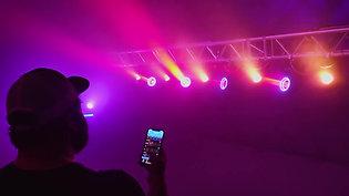 Blizzard At Full™ — Build Light Shows from Your Phone or Tablet - AV CARIBBEAN