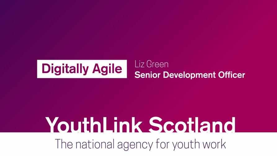 Liz Green - Digitally Agile
