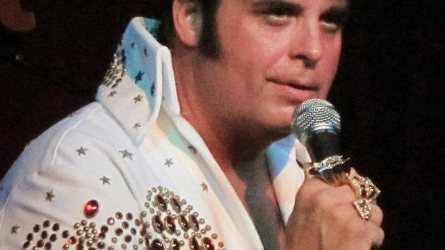 Mike Slater Tribute to Elvis