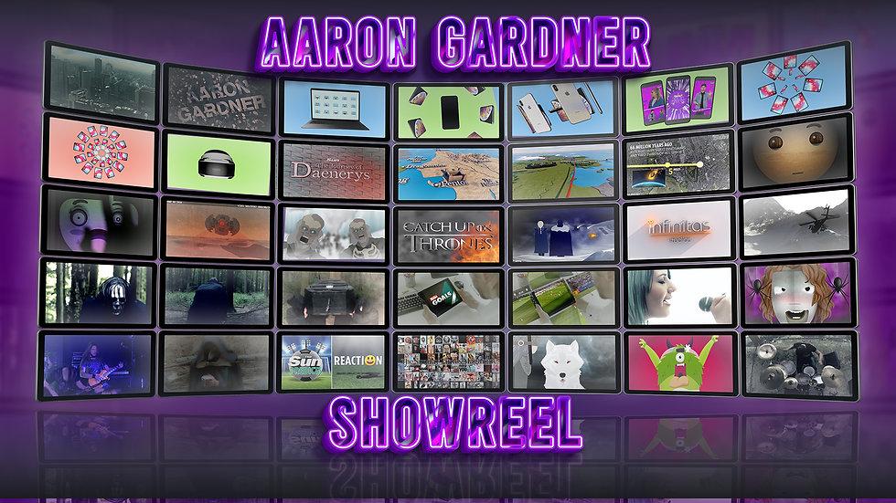 Aaron Gardner - Showreel 2020 - JAN