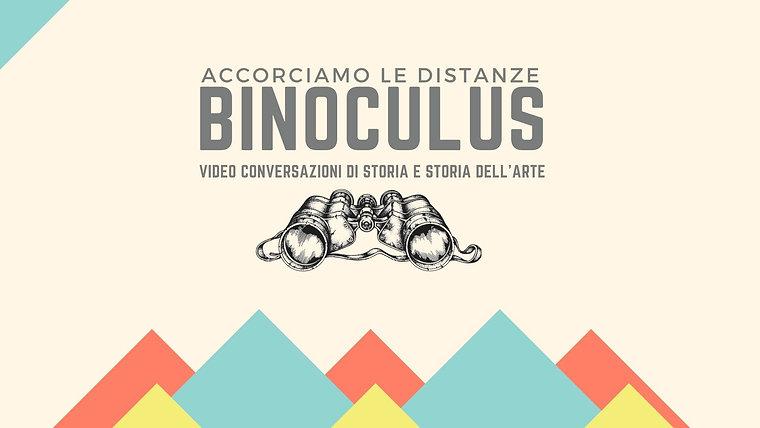 Binoculus, video conversazioni