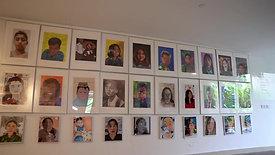2020 - 2021 UWCSEA MS Art exhibition