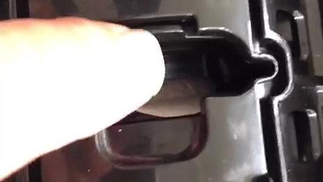 Plastic Door Narrow Opening - video (30)