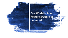 Our world is in a power struggle