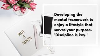 Mental Framework of Lifestyle