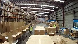 Time lapse Tempo Warehouse