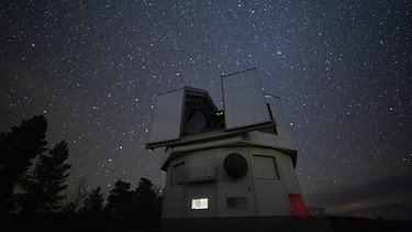 Dome of Discovery Channel Telescope