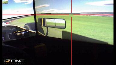 Eye Tracker - Snetterton 300