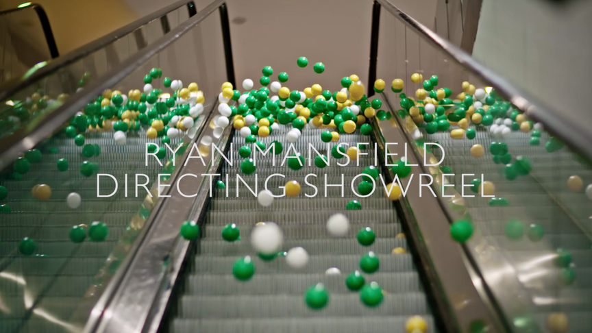 Ryan Mansfield - Directing Showreel