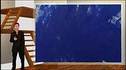 'IKB 3', Yves Klein, 1960, pigement pur et résine synthétique sur toile marouflée sur bois