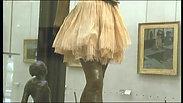 'La petite danseuse de 14 ans', Edgar Degas, 1921-1931, statue en bronze à technique mixte