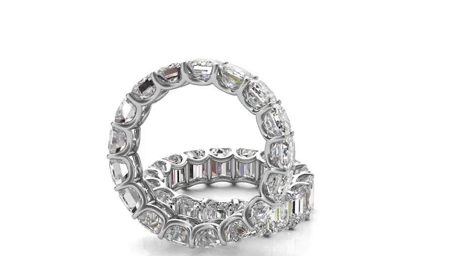 Lublu Diamond Rings