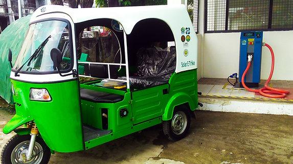 CHRG Electric Vehicle Inc.