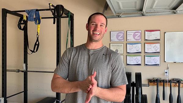 Fun (Neuro-Based) Body Weight Workout