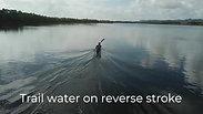 Reverse Strokes