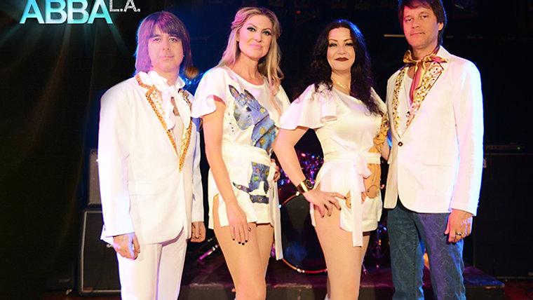 ABBA LA-ABBA Tribute
