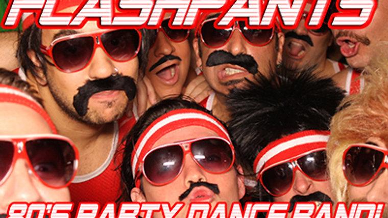FLASHPANTS-80'S Party Dance Band