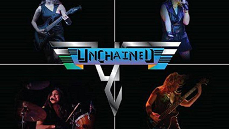 UNCHAINED-ALL FEMALE VAN HALEN TRIBUTE