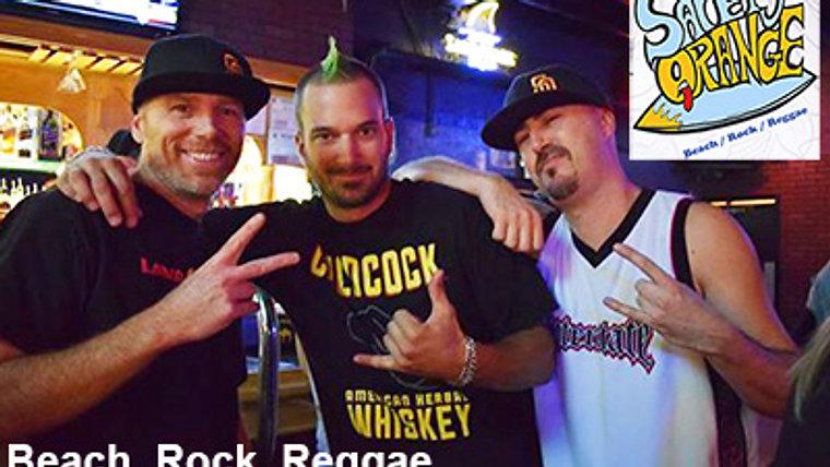 SAFETY ORANGE-SoCal Beach Rock Reggae Covers and Originals