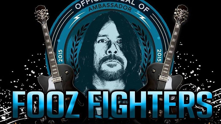 FOOZ FIGHTERS-FOO FIGHTER TRIBUTE