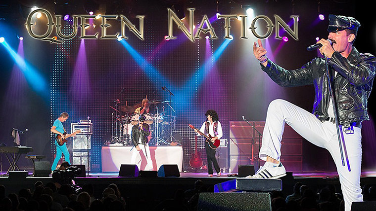 QUEEN NATION #1 Tribute to Queen