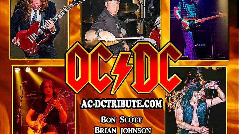 OC/DC AC/DC Tribute Live Videos