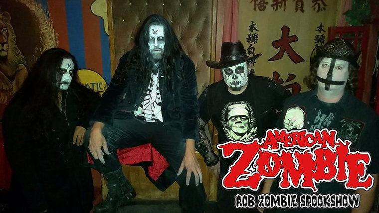 AMERICAN ZOMBIE-ROB ZOMBIE SPOOK SHOW TRIBUTE