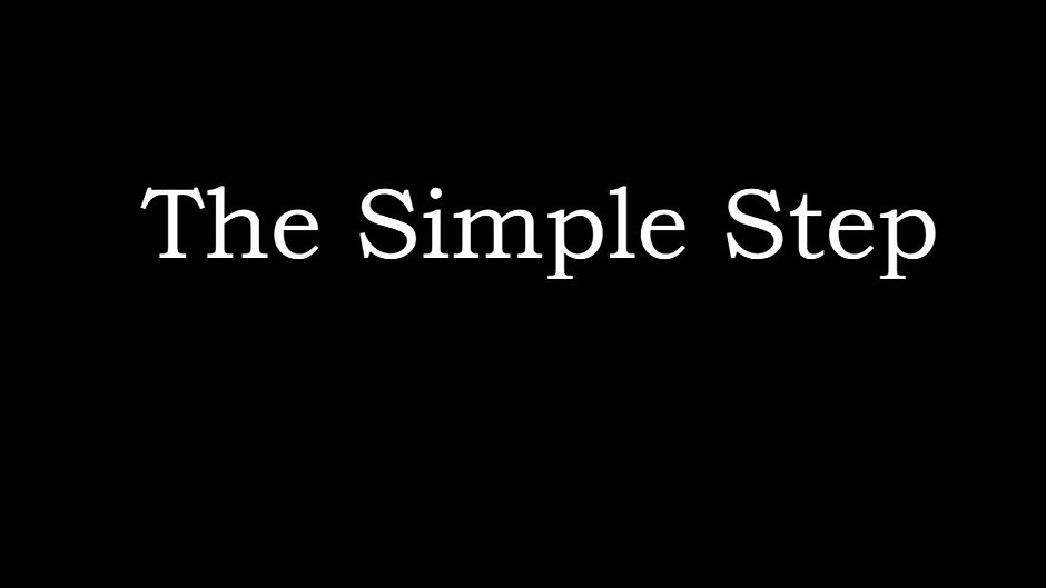 The Simple Step