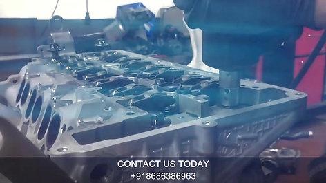BMW Engine Assembly Teaser