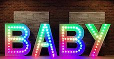 Baby Rainbow Theme