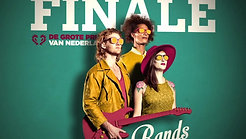 Finale bands Grote Prijs van Nederland