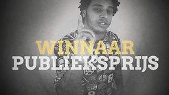 Finale hiphop Grote Prijs - winnaar publieksprijs Massi