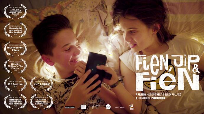 Fien, Jip & Fien - Trailer