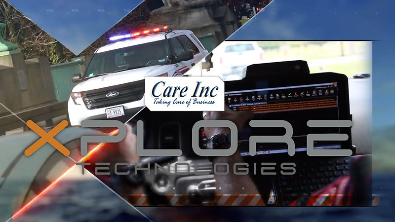Care Inc & Xplore Technologies - The Rugged Tablet Authority