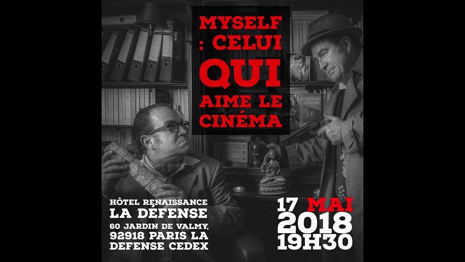 Myself : celui qui aime le cinéma