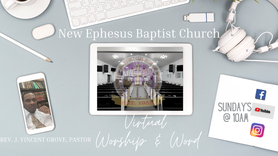 Virtual Worship & Word Videos