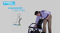 New StrongBack Wheelchair