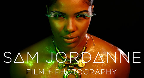 Sam Jordanne - Film + Photography Showreel