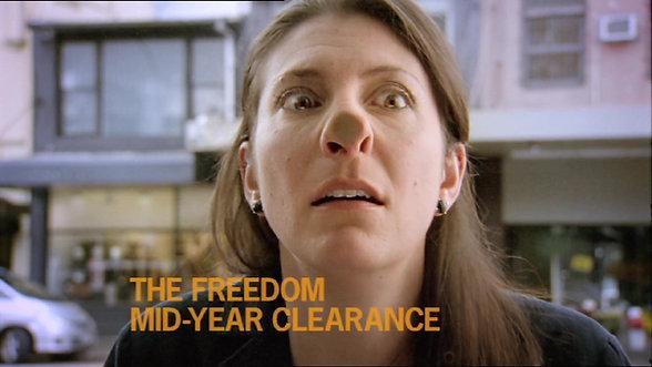 FREEDOM 30%